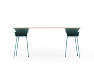 POLYGON WORK TABLE1600 - MINT