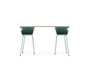 POLYGON WORK TABLE         1200 - MINT